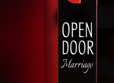 There's no right way to do a wrong thing | OPEN DOOR MARRIAGE @NaleighnaKai #WomensFic