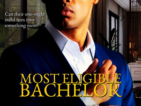 Can their one-night stand turn into something more? MOST ELIGIBLE BACHELOR @EmpiBaryeh #Afromance