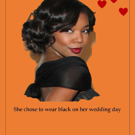 She chose to wear black on her wedding day | Love's Indenture #WomensFic @funminiran