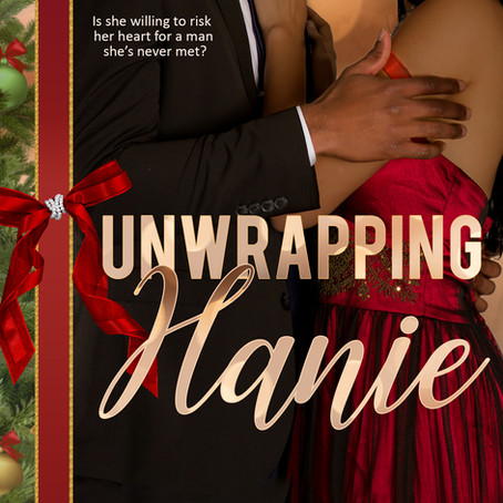 MUST READ: Unwrapping Hanie by Empi Baryeh #HolidayRomance #BookRec @EmpiBaryeh