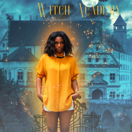 NEW BOOK ALERT: Black Isis: Witch Academy by @RozCarterAuthor #UrbanFantasy #YA