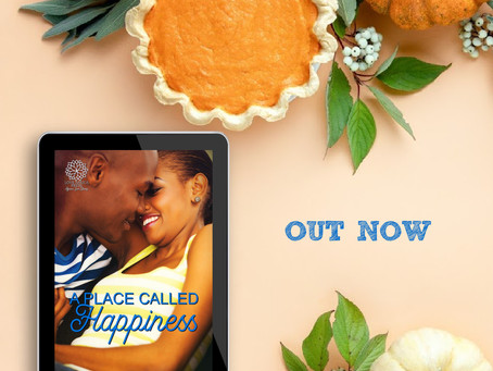 NEW BOOK ALERT: A Place Called Happiness by Diana Anyango #Romance #Kenya