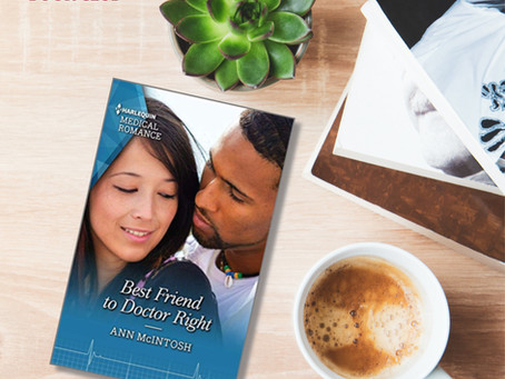 In the mood for an #interracial medical #romance? BEST FRIEND TO DOCTOR RIGHT @AuthorAnnMc