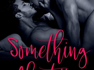 Falling in love was the easy part. Something About Us @RileyHart5 #MMRomance