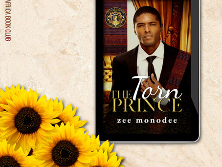 NEW BOOK ALERT: The Torn Prince by Zee Monodee #ContemporaryRomance @LoveAfricaPress