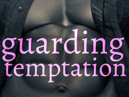 GUARDING TEMPTATION:  A Dirty British novella by Talia Hibbert @TaliaHibbert #Romance