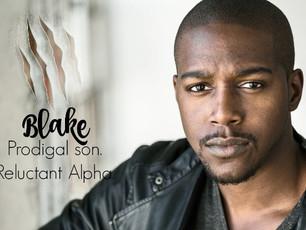 Meet Blake: prodigal son, reluctant alpha #amwriting #PNR #mmromance