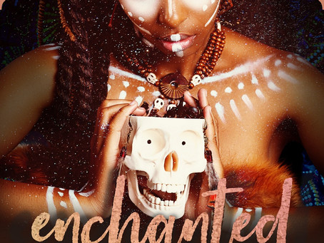 NEW BOOK ALERT: Enchanted: Volume One #folklore #anthology @loveafricapress