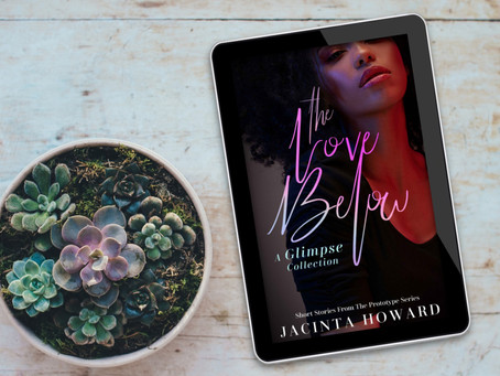 NEW BOOK ALERT: The Love below: A Glimpse Collection by @jacintahoward #Romance #audio