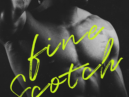 NEW BOOK ALERT: Fine Scotch by Emem Bassey #ContemporaryRomance @ememjamesbassey