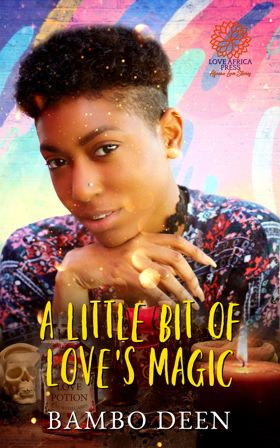 A Little Bit of Love's Magic by Bambo Deen