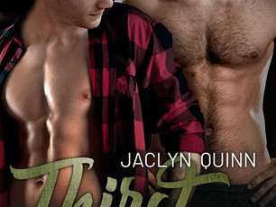 What happens when thirst becomes an obsession? @JaclynQuinn03 #MMRomance