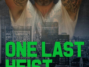 It should've been easy. One last heist. @DahliaDonovan #MMRomance #HalfPrice