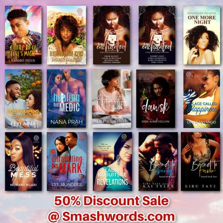 Love Africa Press ebooks in the Smashwords Summer/Winter Sale