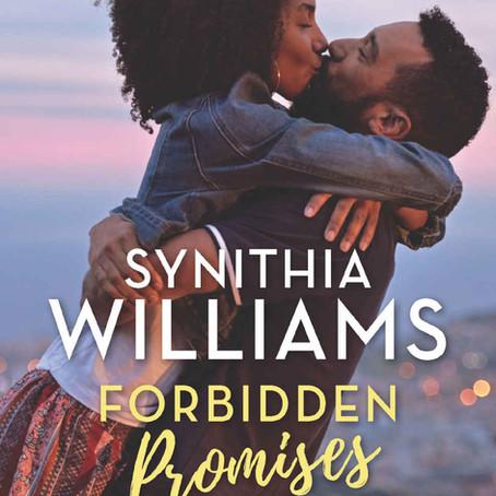 #BookRelease | Forbidden Promises by Synithia Williams @SynithiaW