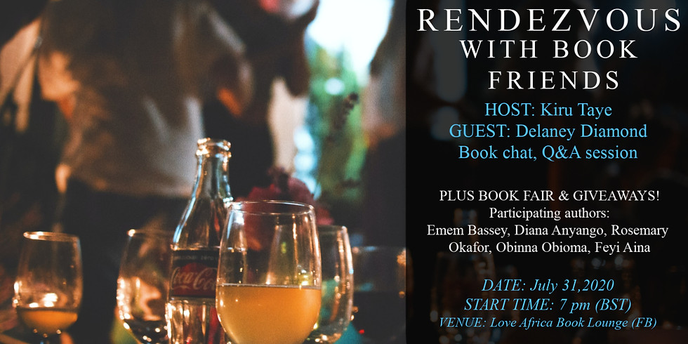 Rendezvous with Book Friends