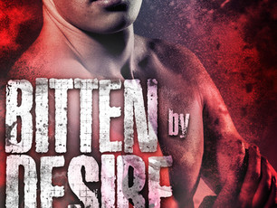 #BookRelease #Giveaway @AJacobs_fiction | Bitten by Desire