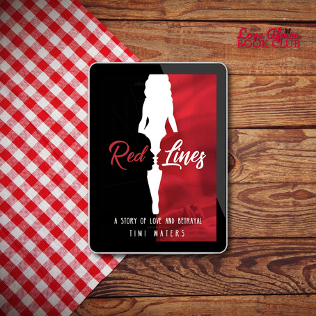 HAVE YOU READ? Red Lines by Timi Waters #WomensFiction #amreading