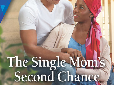 She could use a shoulder to lean on | THE SINGLE MOM'S SECOND CHANCE @kathydouglass7 #romance