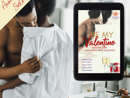 5 fabulous stories for one fantastic price! BE MY VALENTINE VOL1 #