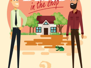 Dead in the Shop is LIVE and available for #99c! @DahliaDonovan #MMRomance #Mystery