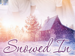 What happens when the snow starts falling again? @nellirisauthor #Fantasy #MMRomance
