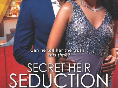 #BookRelease SECRET HEIR SEDUCTION @ReeseRyanWrites #Romance