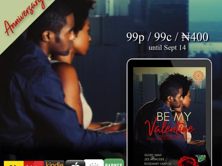 #BookSale: Be My Valentine: Volume 2 #Romance #99c