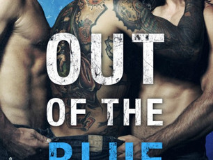 What happens next sure does come OUT OF THE BLUE @LilaRose78 #GayRomance