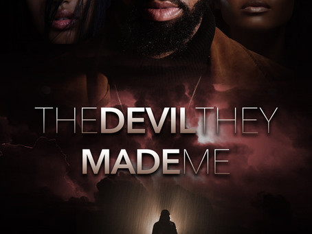 NEW BOOK ALERT: The Devil They Made Me by Shea Swain #RomanticSuspense @SheaSwainWrites