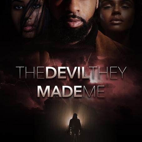 NEW BOOK ALERT: The Devil They Made Me by Shea Swain #RomanticSuspense @SheaSwainWrites