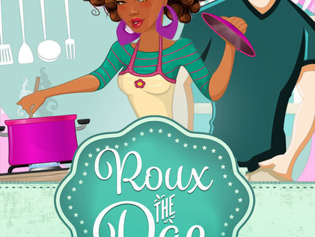 Add a dash of cinnamon for that perfect love | ROUX THE DAE @DahliaRose1029 #RomCom #Interracial