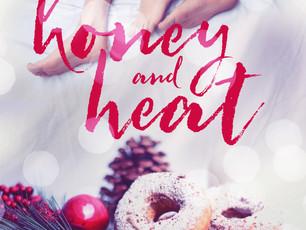 #BookRelease Honey And Heat by @Rian_Durant #MMRomance @ninestarpress