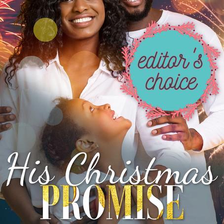 FESTIVE SERIES: His Christmas Promise by Stanley Umezulike #holidayromance #freereads @Stanumezulike