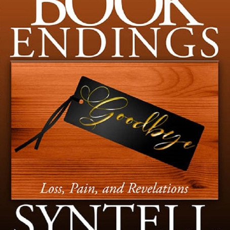 NEW BOOK ALERT: Book Endings by Syntell Smith #contemporaryfiction @SyntellSmith