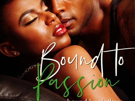 MUST READ: Bound to Passion by Kiru Taye #holidayromance #bookrec @kirutaye