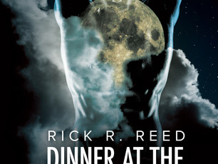 Once in a blue moon, you find a reason to howl @RickRReed #PNR #mmromance #Giveaway