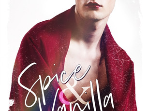 Life is a string of unanswered questions. Spice & Vanilla by @KatherineWyvern #QueerRomance #LGB