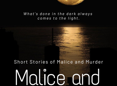 #PreOrder MALICE AND FORETHOUGHT @MsFelicia #CrimeThriller #Suspense