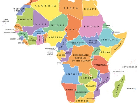 Do you know the countries in Africa?