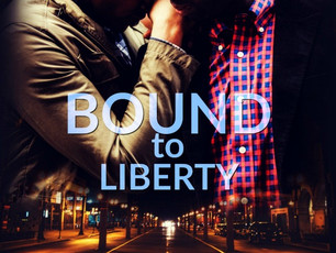 The man might yet drive him insane | Bound To Liberty #SexySnippets #MMRomance