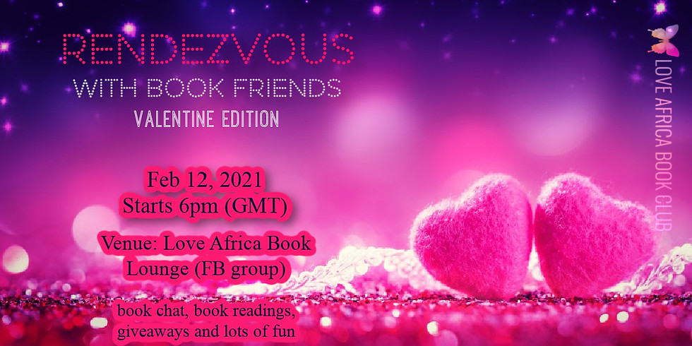 Rendezvous with Book Friends (Valentine Party)