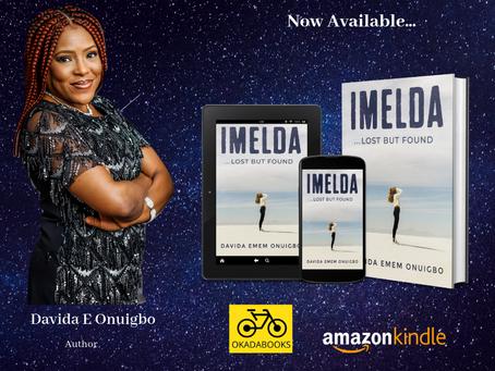 Imelda: Lost But Found by Davida E Onuigbo #ChristianFiction