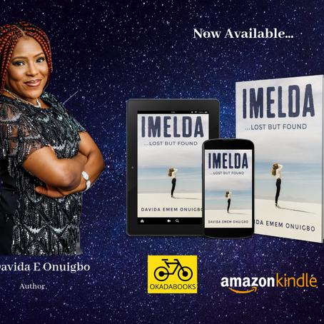 Imelda: Lost But Found by Davida E Onuigbo #ChristianFiction