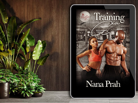 NEW BOOK ALERT: Training Gia by Nana Prah #SportsRomance
