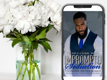 #BookRelease IMPROMPTU SEDUCTION by Stephanie Nicole Norris #Romance