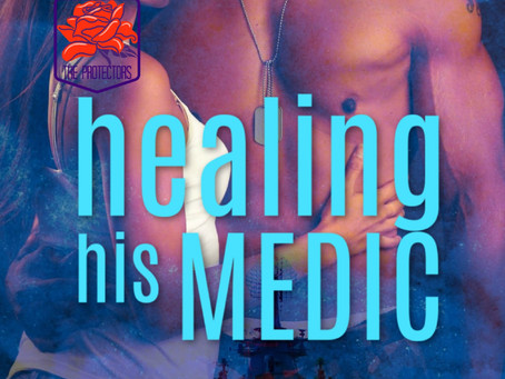 HAVE YOU READ? Healing His Medic by Nana Prah #Romance #Suspense @NanaPrah