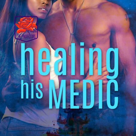 HAVE YOU READ? Healing His Medic by Nana Prah #Romance #Suspense @NanaPrah