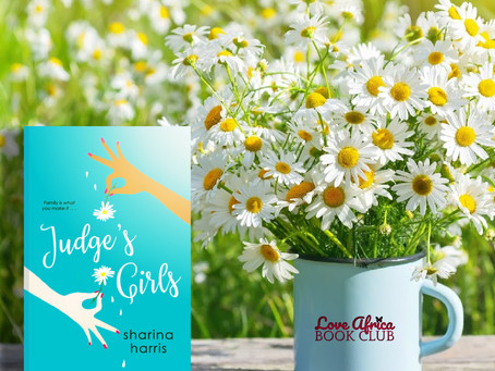 NEW BOOK ALERT: Judge's Girls by Sharina Harris #WomensFiction  @sharinawrites