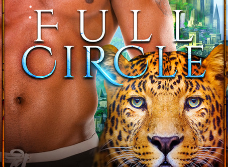 Self discovery, loss, love and sacrifices | FULL CIRCLE by Nina M #PNR